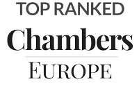 Top Ranked - Chambers Europe